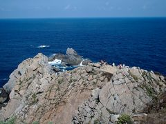 La punta más septentrional de la península Ibérica