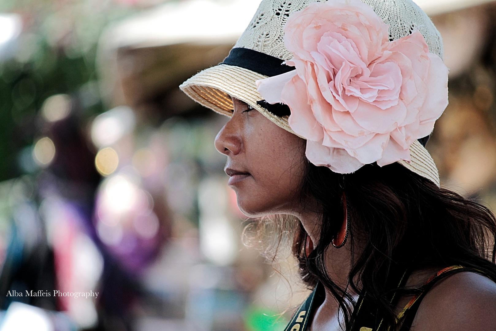 La Ragazza col Cappello