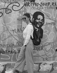 La ragazza e Mandela....