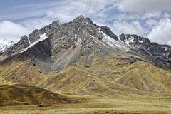 La Raya Pass in Peru