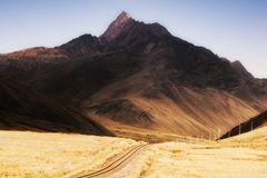 La Raya Pass, Peru