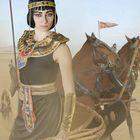 La reine dans le désert..........
