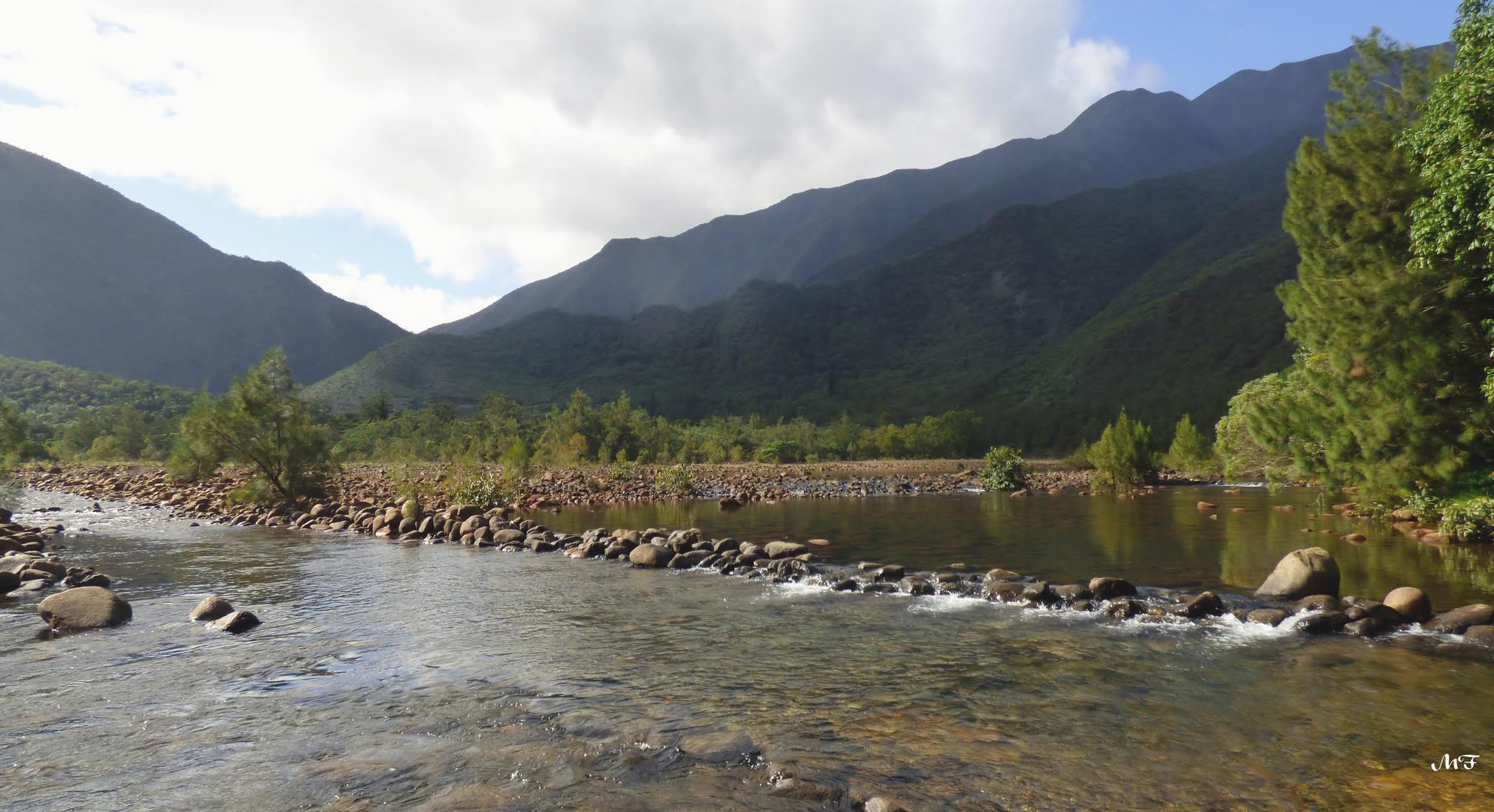 La rivière Dumbea