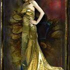 La robe du soir …