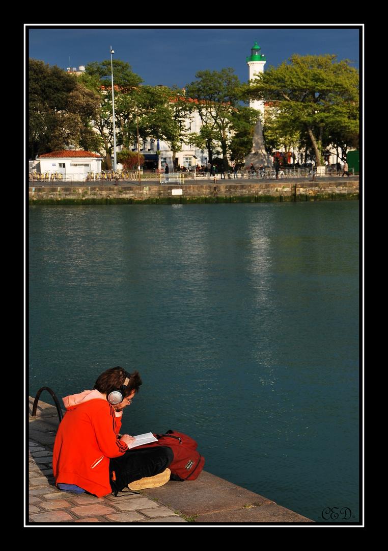 la Rochelle --