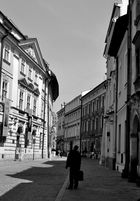 La rue.