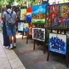 La rue des peintres