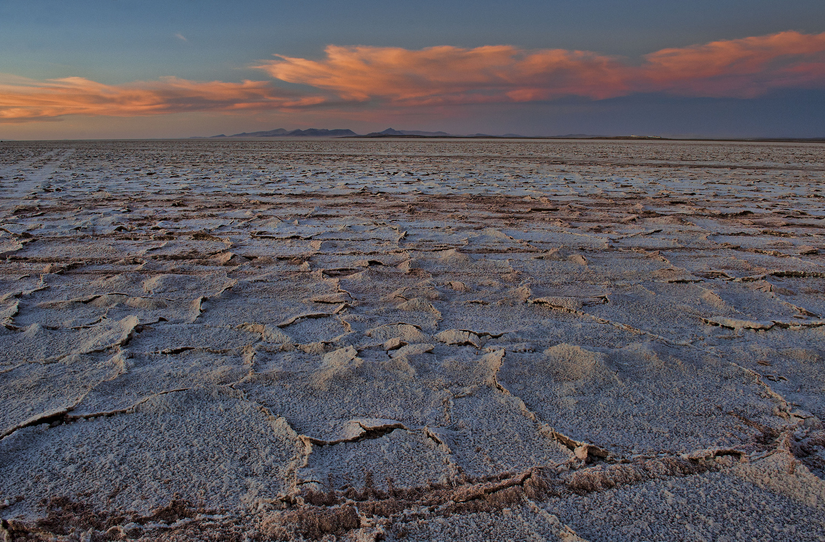 La sal de la Tierra