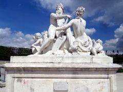 La Seine et la Marne - Jardin des Tuileries