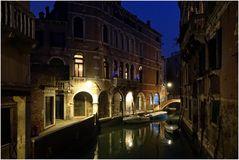 la sera a Venezia