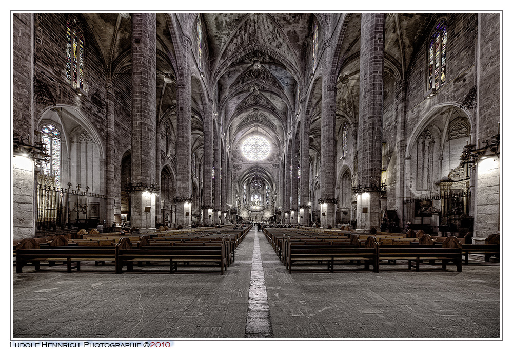 La Seu en Palma de Mallorca