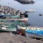 la Sicilia in mare