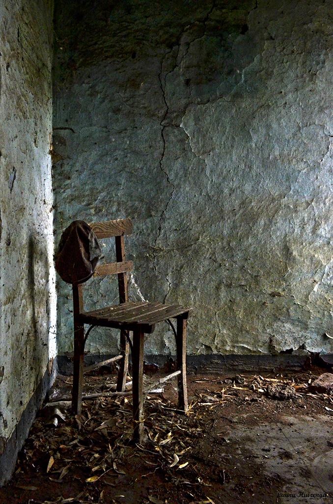 La silla de mi abuelo