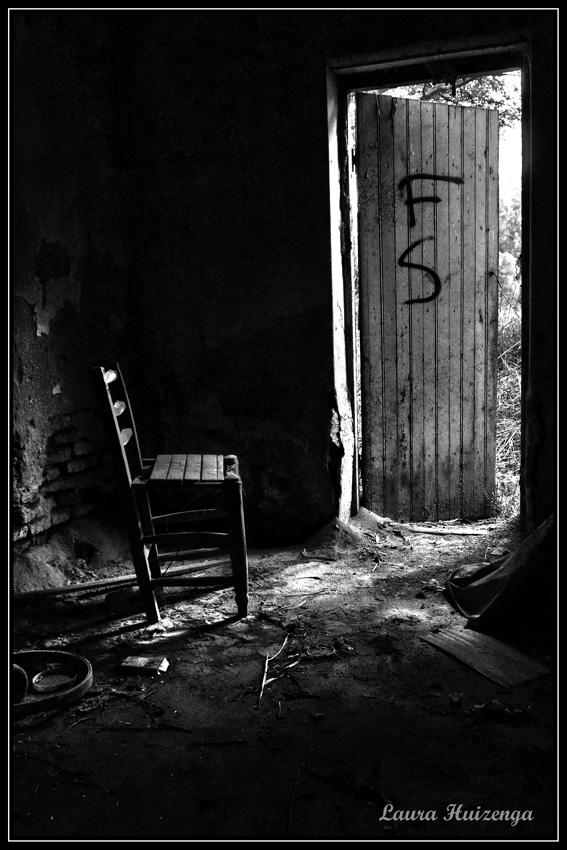 La silla que espera