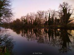 La Sioule,  rivière sauvage en Auvergne