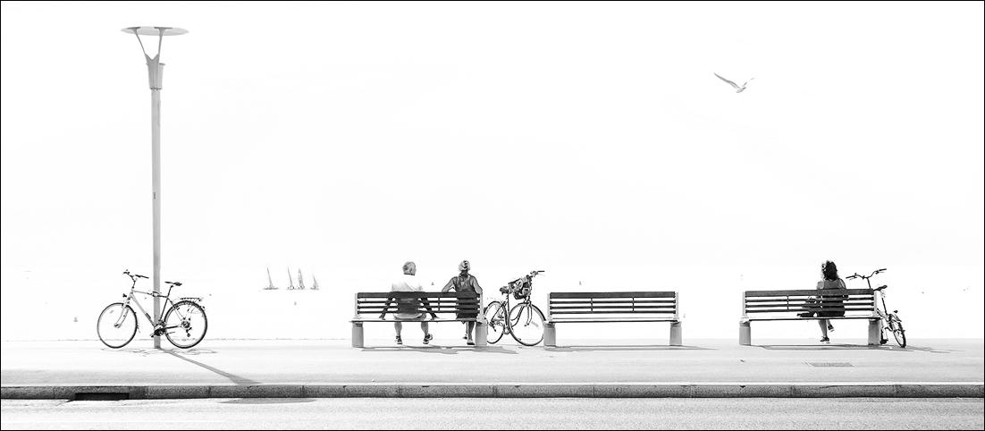 La solitude des vélos