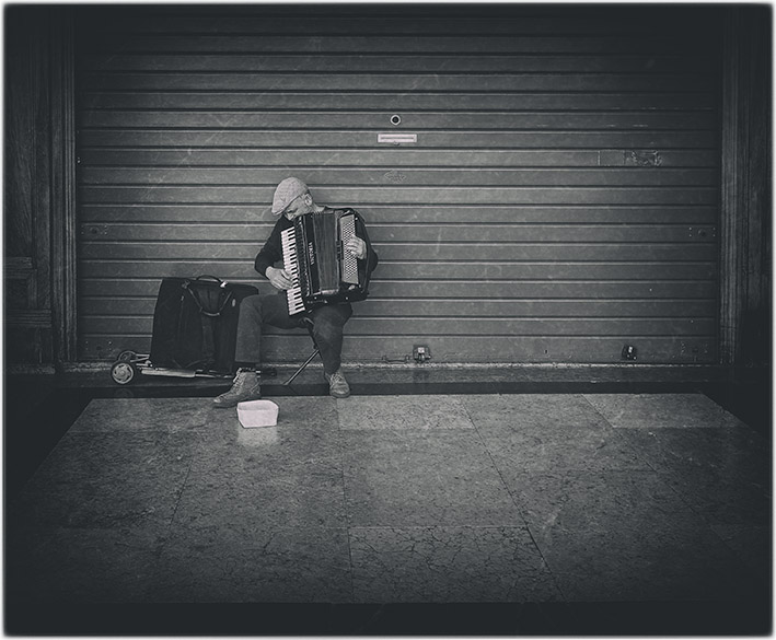 la solitudine della musica