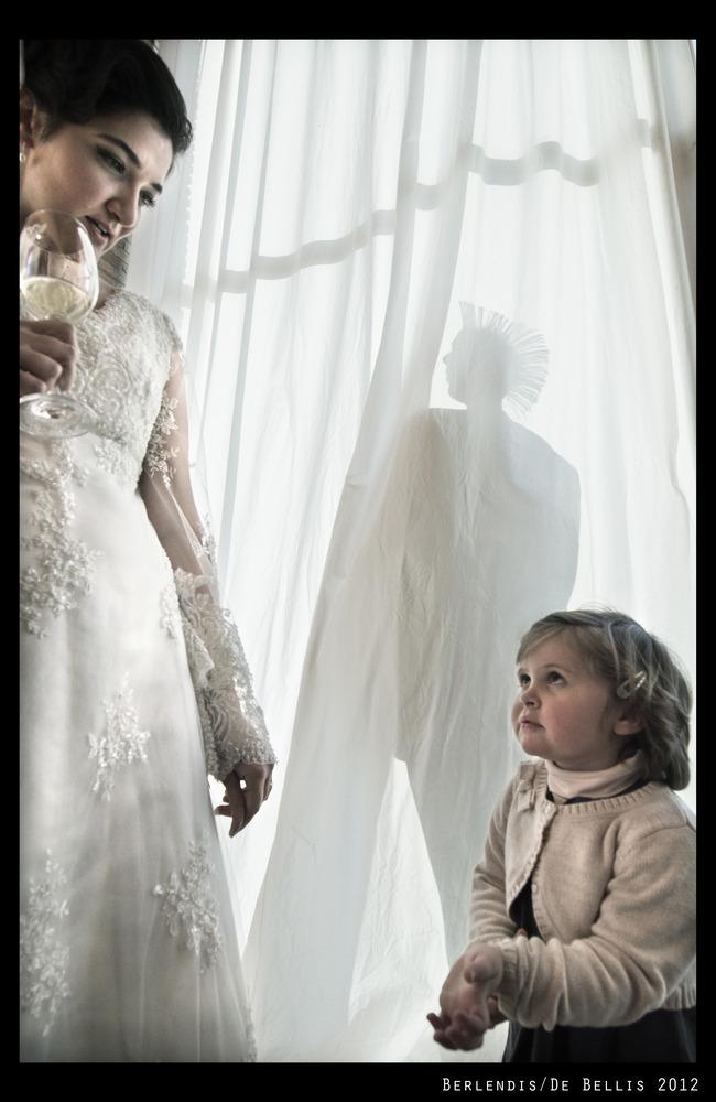 La sposa, la bimba e il punk