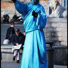 La statua della libertà romana..