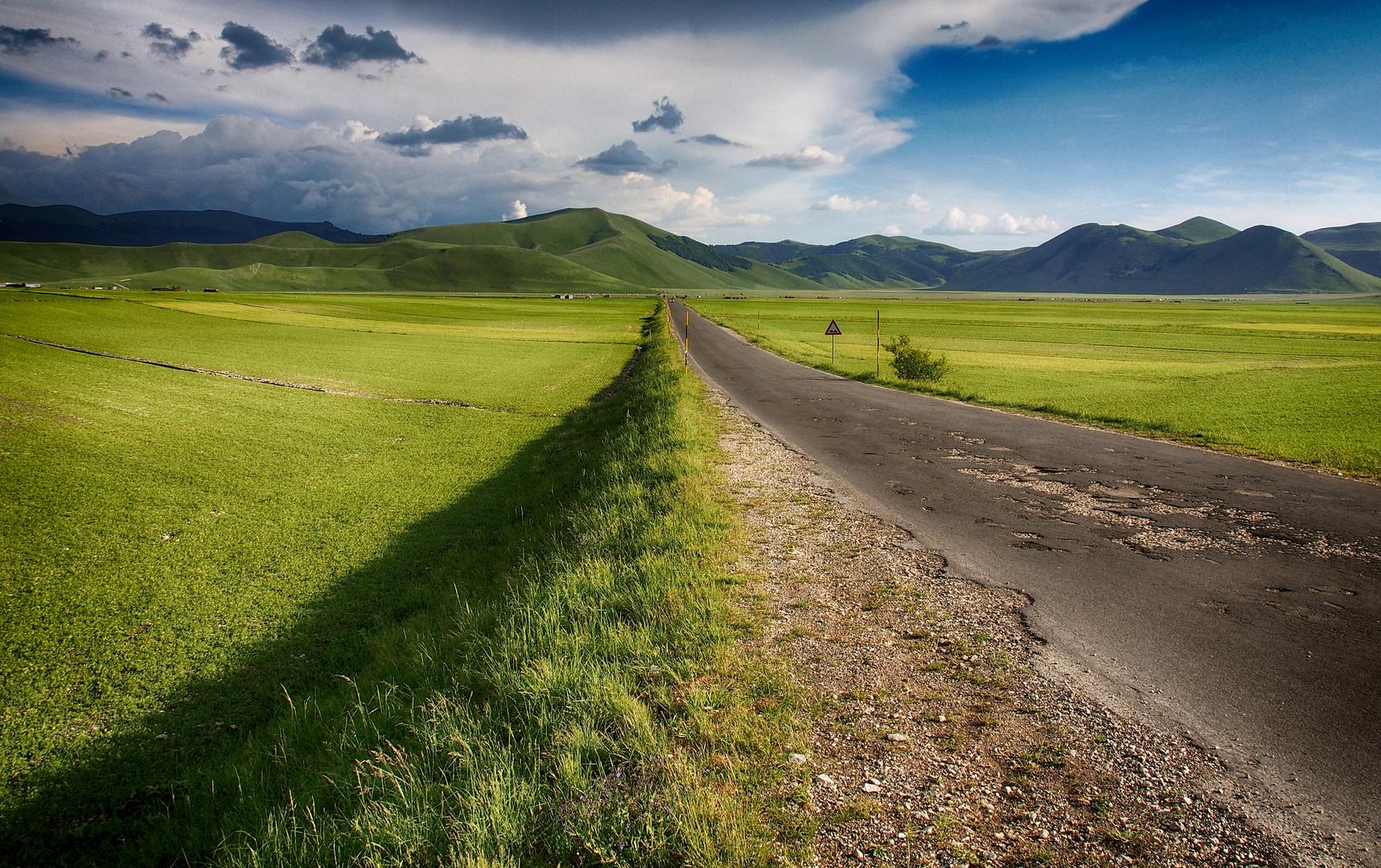 ..la strada....