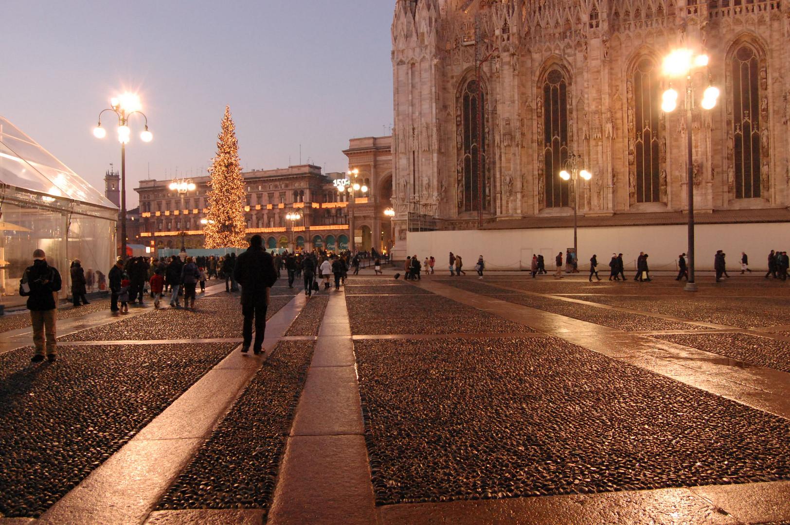 La strada del Natale