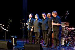 La Strada Quintet, - verdienter Applaus