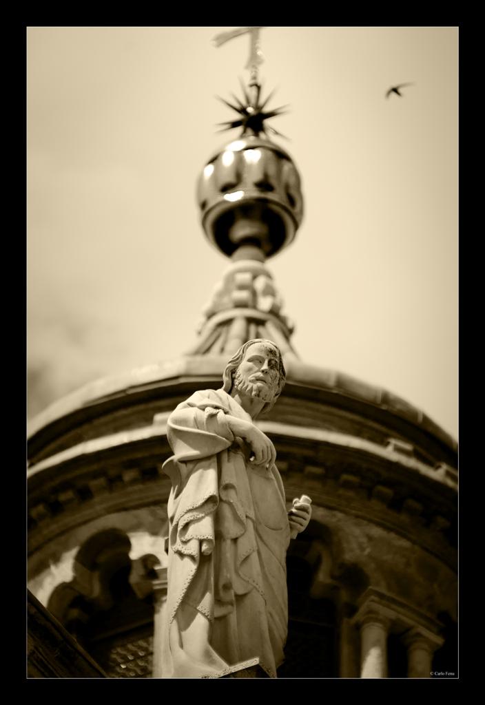 La sul Duomo