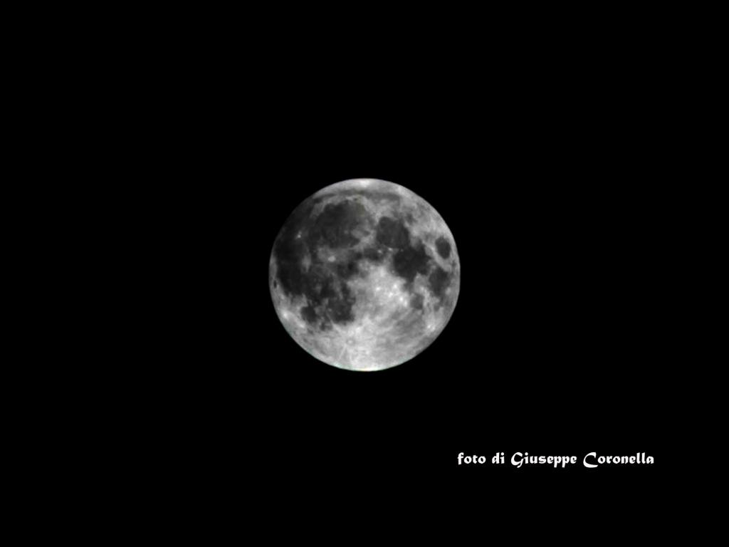 La Super Luna del 27/09/2015