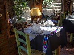 La tabla del restaurant