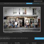La taverne de Montmartre ...