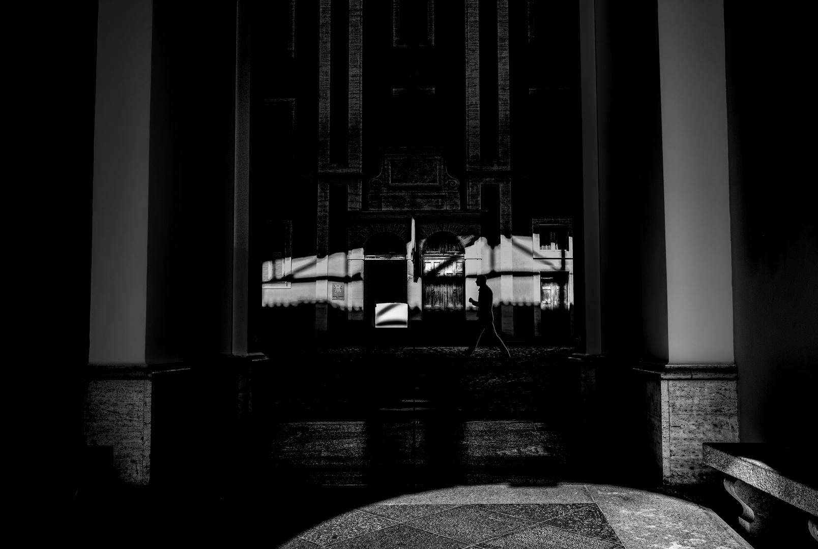La teoria delle ombre