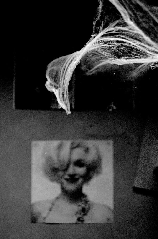 La toile de Marilyn