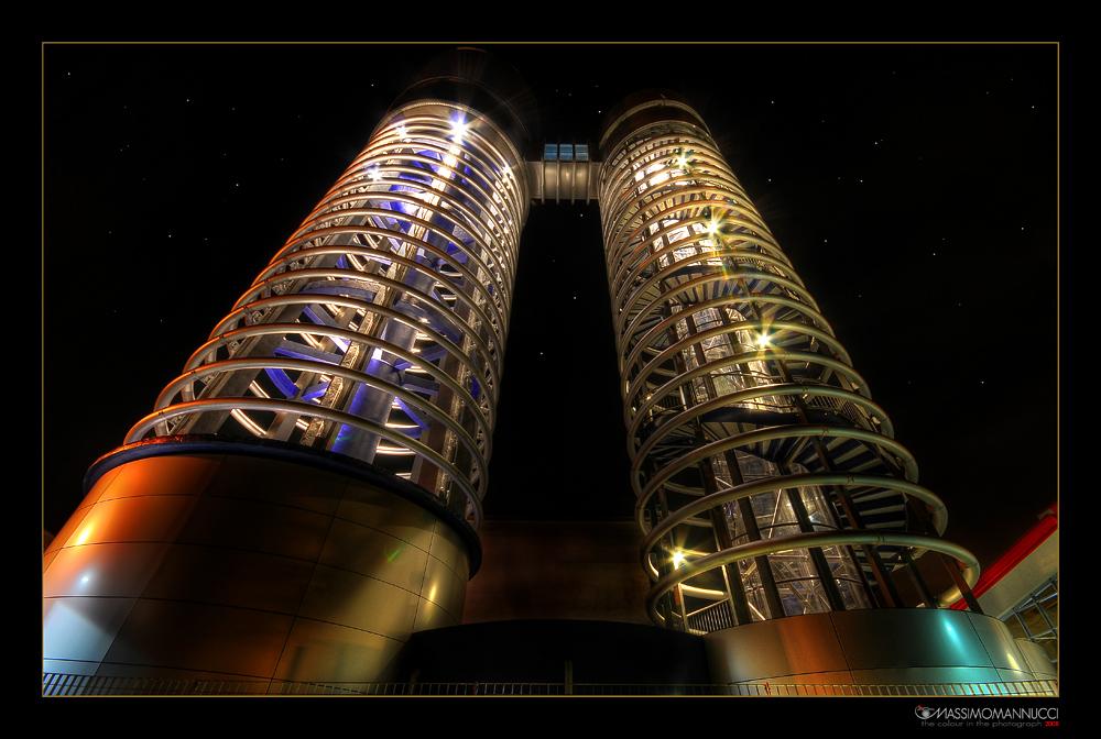 La torre del sole #1