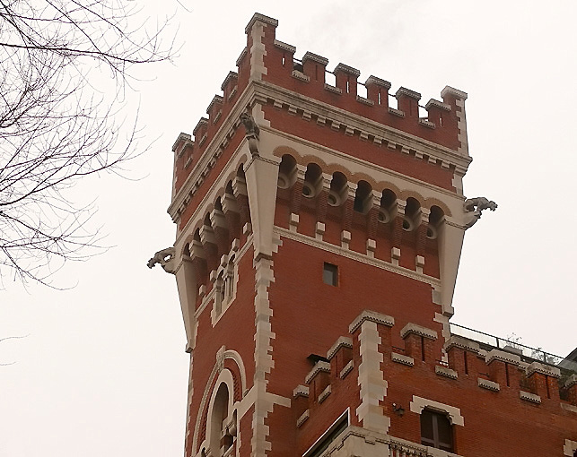 La torre e i suoi guardiani