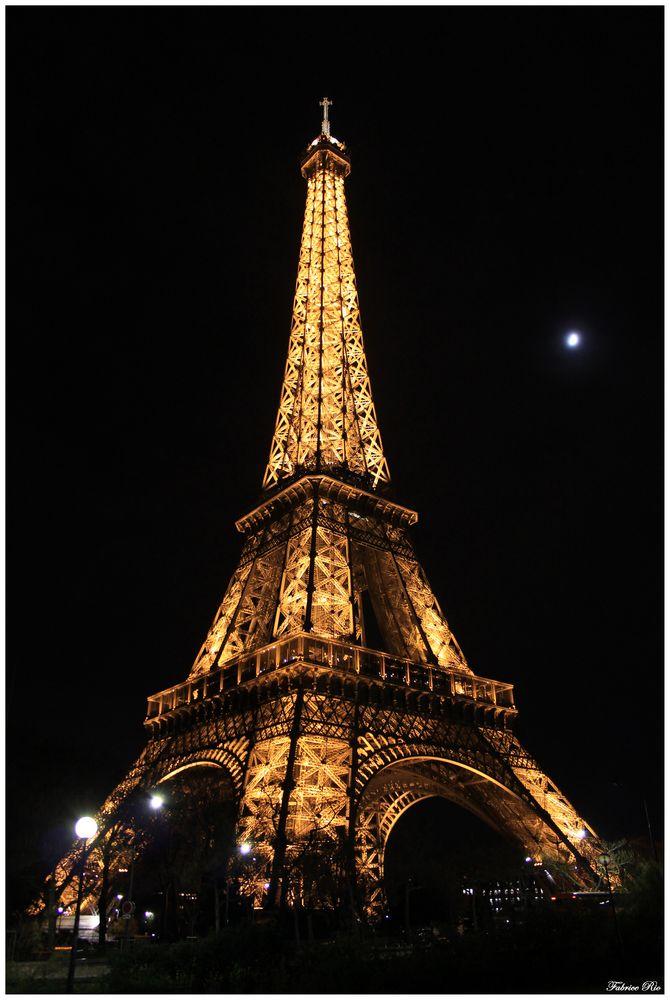La Tour Eiffel By Night n°2