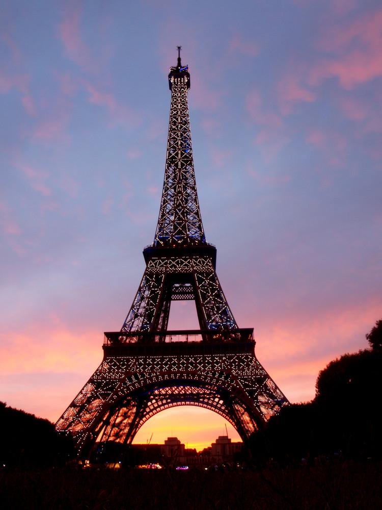 La Tour Eiffel Part II