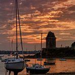 La tour Solidor à St-Servan