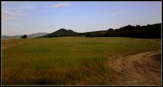 La Tracia..la valle dei tumuli...Bulgaria