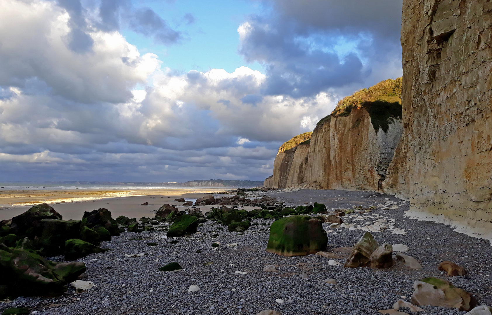 La Vallaise de Valestry bei Varengeville Normandie