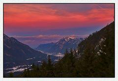 La vallata di Garmisch