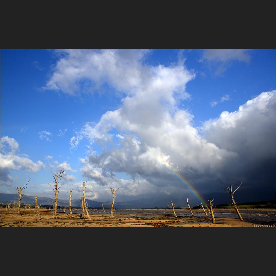 La valle dell'arcobaleno