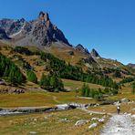 La Vallée de la Clarée dans les Hautes-Alpes