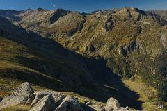 La vallée du Garbet (Ariège).