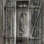La ventana.