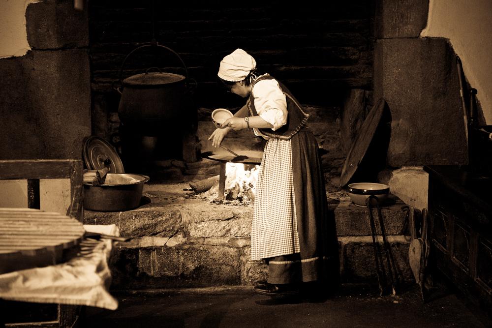 La véritable crêpe bretonne