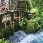 La Veules - der kleinste Fluß Frankreichs - 1100 m