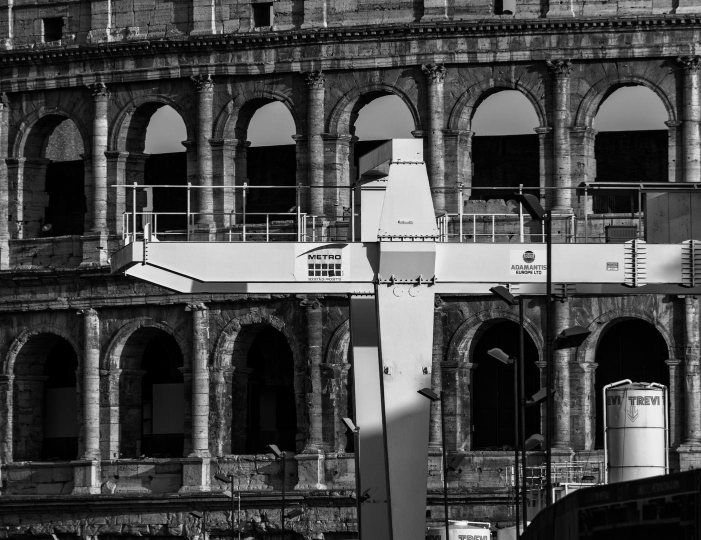 La Via Crucis al Colosseo