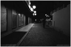 la via oscura