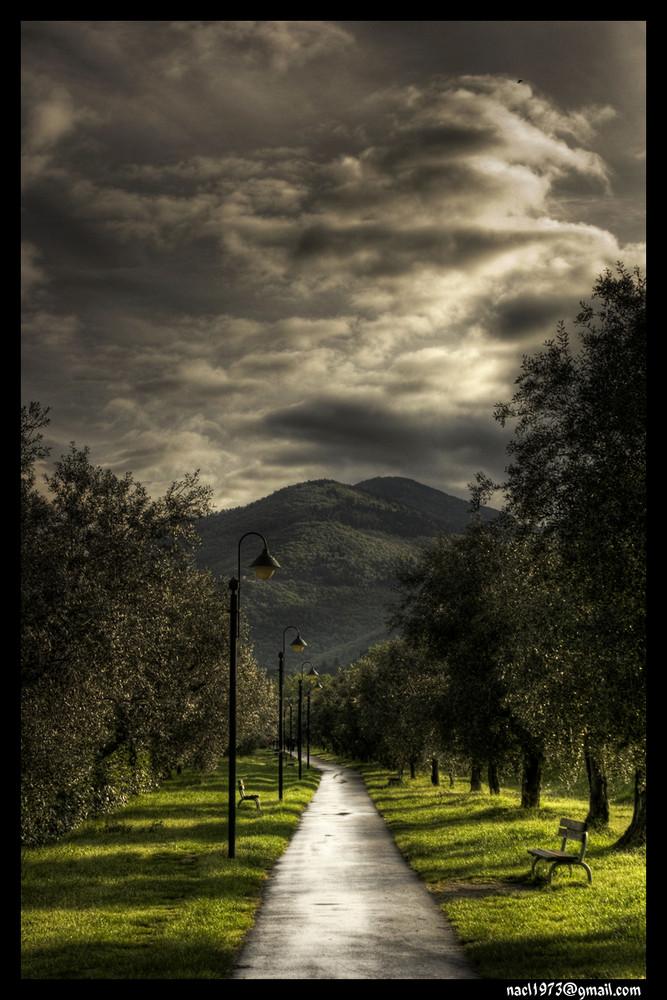 La via verso il cielo