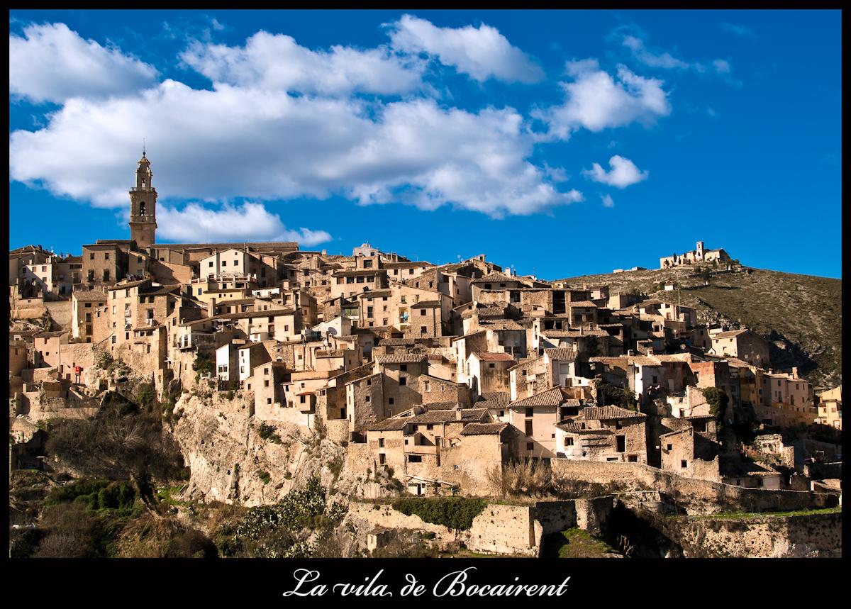 La vila de Bocairent